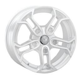 Автомобильный диск литой LS 217 6,5x15 5/139,7 ET 40 DIA 98,5 White