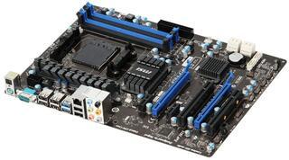 Плата MSI 970A-G46 Soc-AM3+ AMD970 DDR3 ATX AC'97 8ch GbLAN SATA3 RAID USB3.0