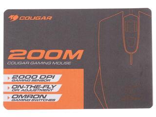 Мышь проводная Cougar 200M Orange