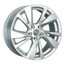 Автомобильный диск литой Replay KI119 7,5x18 5/114,3 ET 46 DIA 67,1 Sil