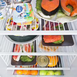 Холодильник с морозильником ATLANT МХ 367-00 белый