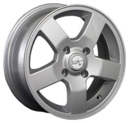 Автомобильный диск Литой LegeArtis GM9 6x15 4/100 ET 45 DIA 56,6 Sil