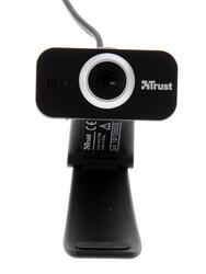 Веб-камера Trust Cuby Webcam Pro Titanium1280x1024 [17342] Mic, USB 2.0
