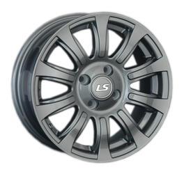 Автомобильный диск Литой LS 238 6x14 4/100 ET 40 DIA 73,1 GM