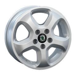 Автомобильный диск Литой Replay SK9 5,5x14 5/100 ET 35 DIA 57,1 Sil