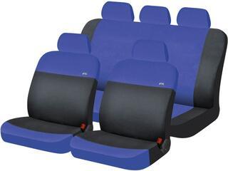 Чехол на сиденье H&R RONDO эластик, синий