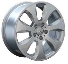 Автомобильный диск литой Replay MR68 7,5x17 5/112 ET 47 DIA 66,6 White