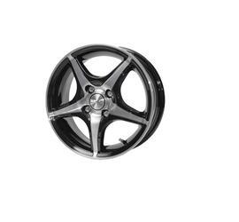 Автомобильный диск литой Скад Фортуна 5,5x14 4/100 ET 44 DIA 72,6 Алмаз