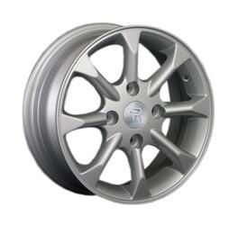 Автомобильный диск Литой Replay NS27 5,5x14 4/114,3 ET 35 DIA 66,1 Sil