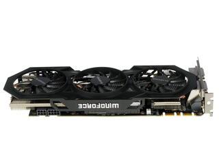 Видеокарта GIGABYTE GeForce GTX 970 OC [GV-N970WF3OC-4GD]