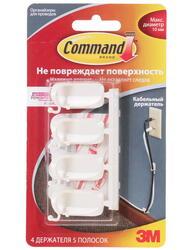 Клипса для проводов command 3M