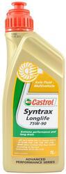 Трансмиссионное масло CASTROL Syntrax Longlife 75W90 4671900060
