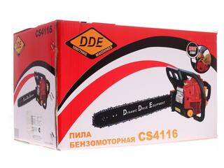 Бензопила DDE CS4116