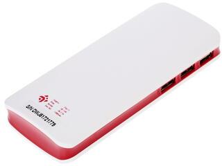 Портативный аккумулятор DEXP FSky 11 белый