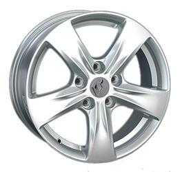 Автомобильный диск литой Replay RN94 6,5x16 5/114,3 ET 25 DIA 106,1 Sil
