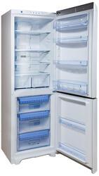 Холодильник с морозильником Indesit PBAA 337 F(RU) белый