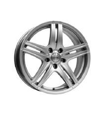 Автомобильный диск  K&K Омаха 8x18 5/120 ET 34 DIA 72,6 Блэк платинум