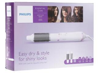 Фен-щетка Philips HP 8662 белый