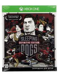 Игра для Xbox ONE Sleeping Dogs Definitive Edition