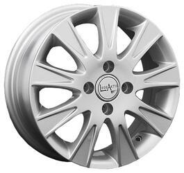 Автомобильный диск Литой LegeArtis GM12 6x15 4/100 ET 45 DIA 56,6 Sil