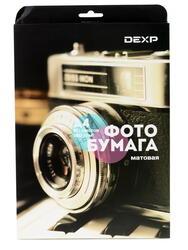 Фотобумага DEXP Matt 0803120