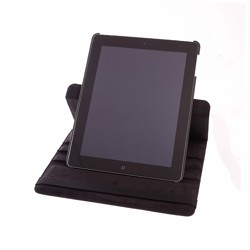 """10"""" Чехол Roxwill, для iPad 2/3, и/кожа, черный"""