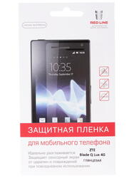 """4.5""""  Пленка защитная для смартфона ZTE Blade Q Lux 4G"""