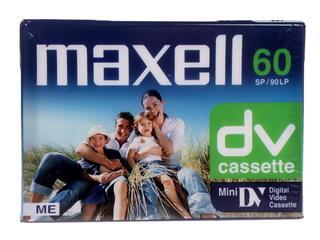 MiniDV Maxell [DVM60]