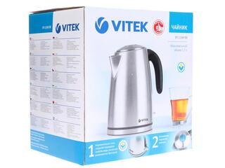 Электрочайник Vitek VT-1109 серебристый