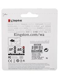 Карта памяти Kingston SD4/32GB SDHC 32 Гб