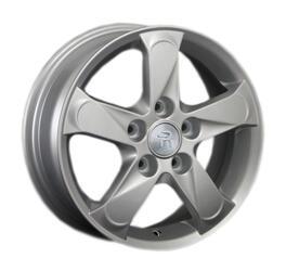 Автомобильный диск Литой Replay MZ10 6x15 5/114,3 ET 52,5 DIA 67,1 Sil