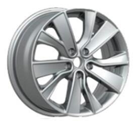 Автомобильный диск литой Replay GN76 6,5x16 5/105 ET 39 DIA 56,6 Sil