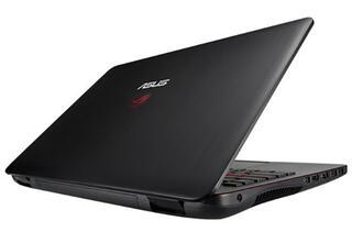 """15.6"""" Ноутбук ASUS ROG G551JX черный"""