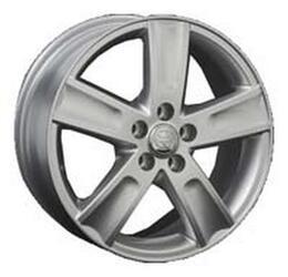 Автомобильный диск Литой LegeArtis TY41 6,5x16 5/114,3 ET 39 DIA 60,1 Sil
