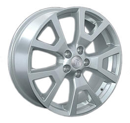 Автомобильный диск литой Replay KI55 7x18 5/114,3 ET 40 DIA 67,1 Sil