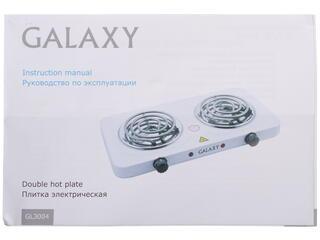 Плитка электрическая Galaxy GL3004 белый