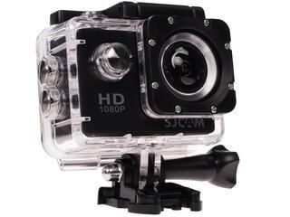 Экшн видеокамера SJCAM SJ4000 черный