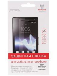 "4""  Пленка защитная для смартфона Dexp Ixion M 4"