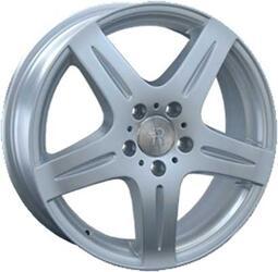 Автомобильный диск литой Replay VV67 6,5x16 6/150 ET 60 DIA 110,1 Sil