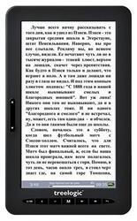 7'' Электронная книга Treelogic Arcus 706 черный