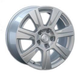 Автомобильный диск литой Replay A43 7,5x17 5/112 ET 45 DIA 57,1 Sil