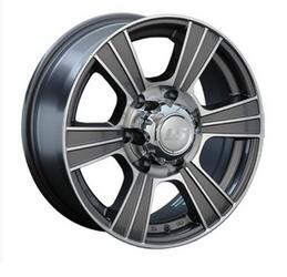 Автомобильный диск Литой LS 160 7x16 6/139,7 ET 10 DIA 93,1 GMF