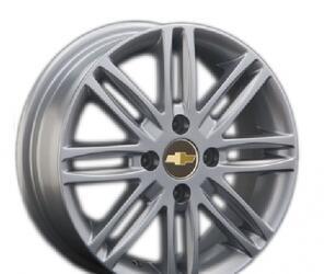 Автомобильный диск Литой Replay GN39 5,5x14 4/100 ET 49 DIA 56,6 Sil
