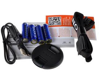 Компактная камера Sony Cyber-shot DSC-H300 черный