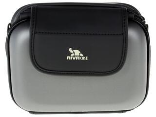 Чехол Riva 7050 (PU) черный, серый