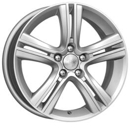 Автомобильный диск Литой K&K Борелли 6,5x16 5/105 ET 39 DIA 56,6 Блэк платинум
