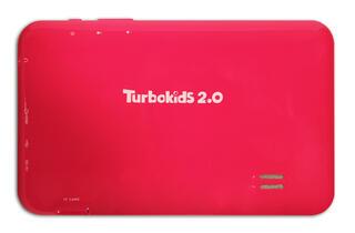 "7"" Детский Планшет TurboKids 2.0 8Gb Pink 800x480/TFT/1.0 Ghz/512 Mb/Cam0,3/Android 4.1"