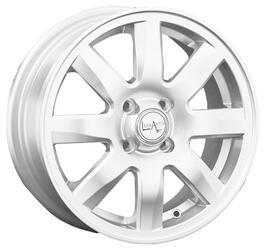 Автомобильный диск Литой LegeArtis GM15 6x15 4/114,3 ET 44 DIA 56,6 White