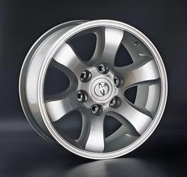 Автомобильный диск литой Replay TY2 7,5x17 6/139,7 ET 25 DIA 106,1 S1