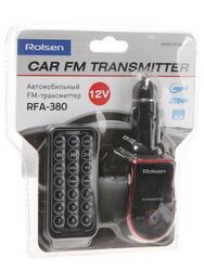 FM-трансмиттер Rolsen RFA-380